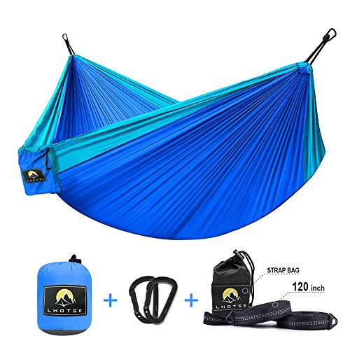Lhotse Best Quality Portable Hammock 1000lbs Strong Capacity 120