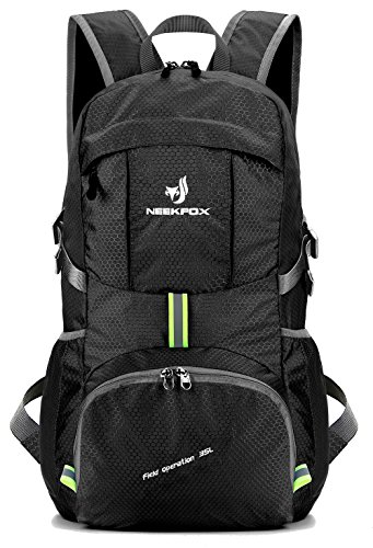 Enthusiastic Travel Backpack Waterproof Large Capacity Breathable Nylon Outdoor Mountaineering Bag Diamond Shaped Folding Backpack Sports & Entertainment
