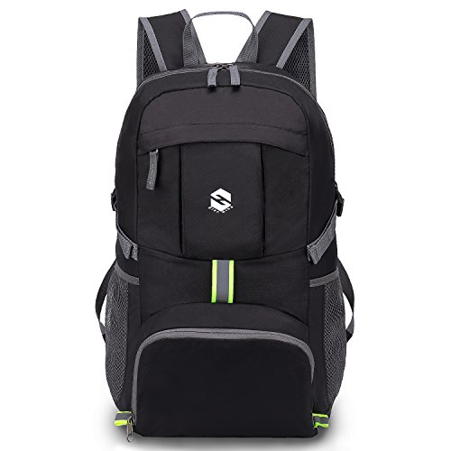 Sports & Entertainment Enthusiastic Travel Backpack Waterproof Large Capacity Breathable Nylon Diamond Shaped Folding Backpack Outdoor Mountaineering Bag