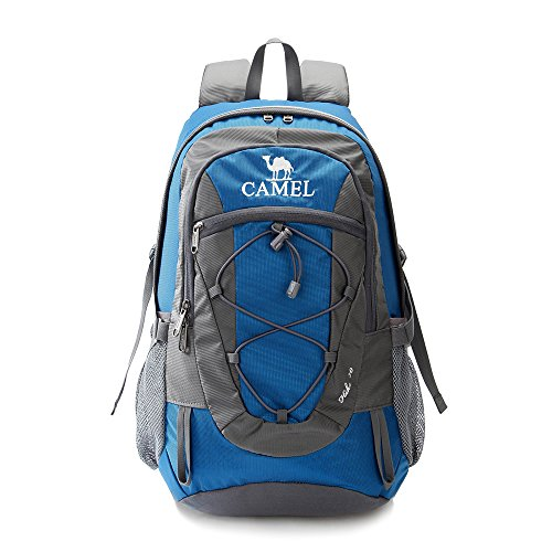 2018 Travel Backpack Waterproof Large Capacity Breathable Nylon Outdoor Mountaineering Bag Diamond Shaped Folding Backpack Clear And Distinctive Camping & Hiking Sports & Entertainment