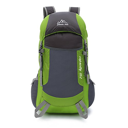Climbing Bags Enthusiastic Travel Backpack Waterproof Large Capacity Breathable Nylon Diamond Shaped Folding Backpack Outdoor Mountaineering Bag Sports & Entertainment