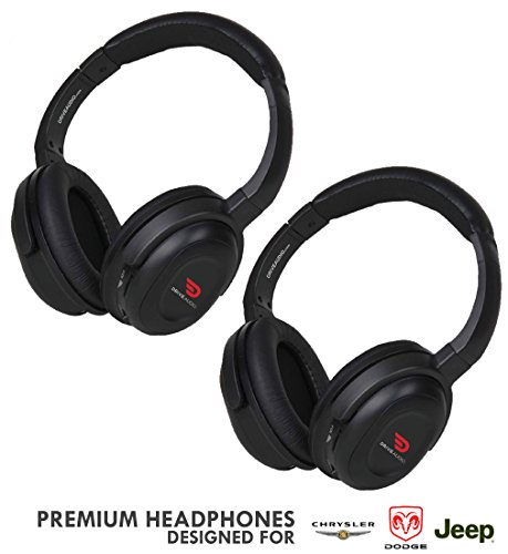 UConnect VES compatible headset by DriveAudio for Dodge Grand