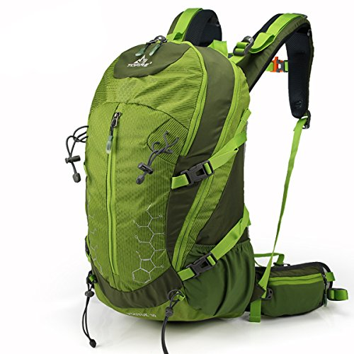 Waterproof Daypack Tofine Lightweight Backpack for Gree … 270d6d80d3067