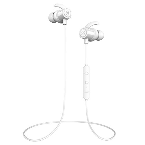 Wireless Bluetooth Headphones SoundPEATS Bluetooth In-Ear Sport Earphones IPX 6 …