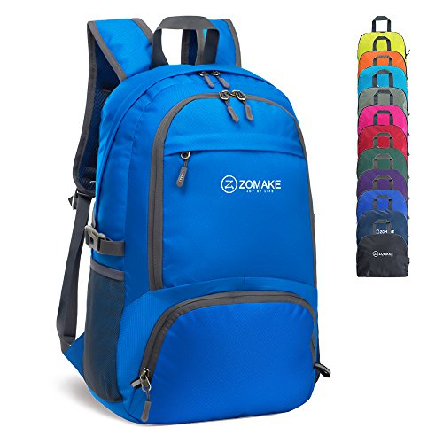 bf12117e468d ZOMAKE 30L Light and compact backpack Water resistant backpack