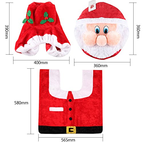 ca31e927b4ccb How about this extra special touch for the guest bathroom for your  vacationers  Bring the merry Christmas spirit ...