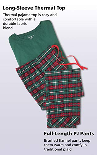 93ddf9a503 Make your family party a festive and comfortable party with this set of flannel  plaid pajamas for the whole family. This is a great way to get your entire  ...