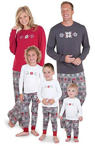 404bc5c31c PajamaGram Family Christmas Pajama Set – Cotton Family Pajamas